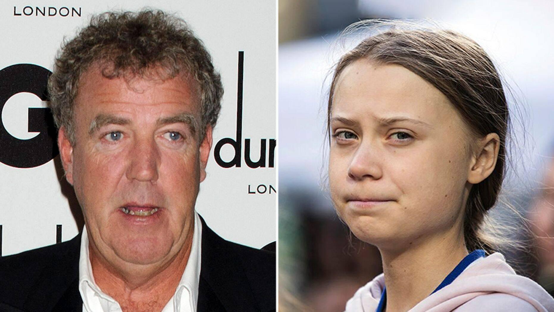 Jeremy Clarkson versus Greta Thunberg