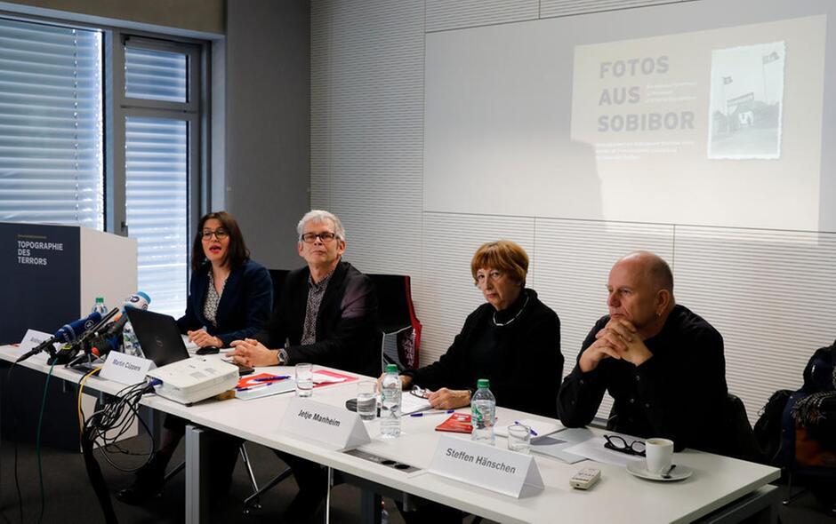 Sobibor campo di sterminio nazista Berlino 2020