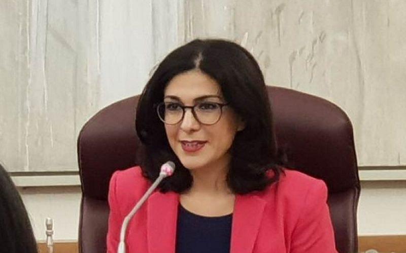 Marialucia Lorefice presidente-commissione affari sociali