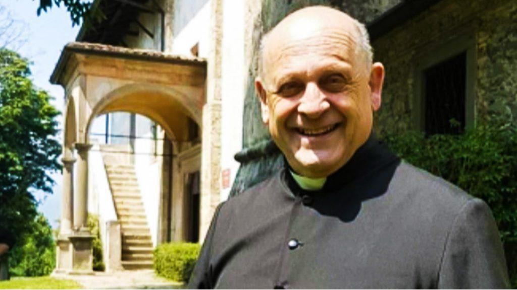 Don Giuseppe Berardelli morto per lasciare respiratore ad una persona più giovane