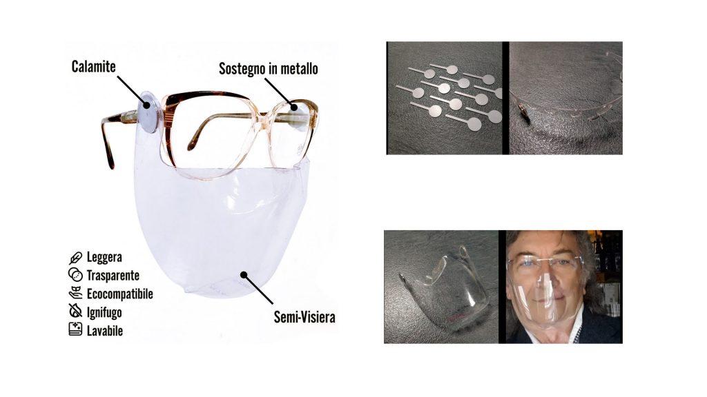 Mascherine trasparenti per i sordomuti ed ecologiche