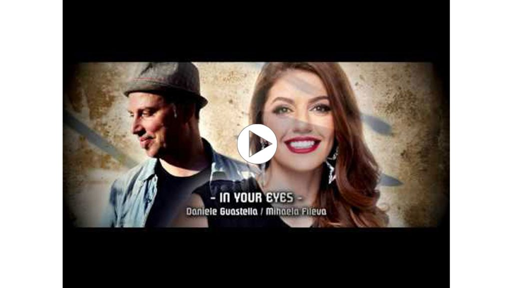 In your eyes - Daniele Guastella feat. Mihaela Fileva