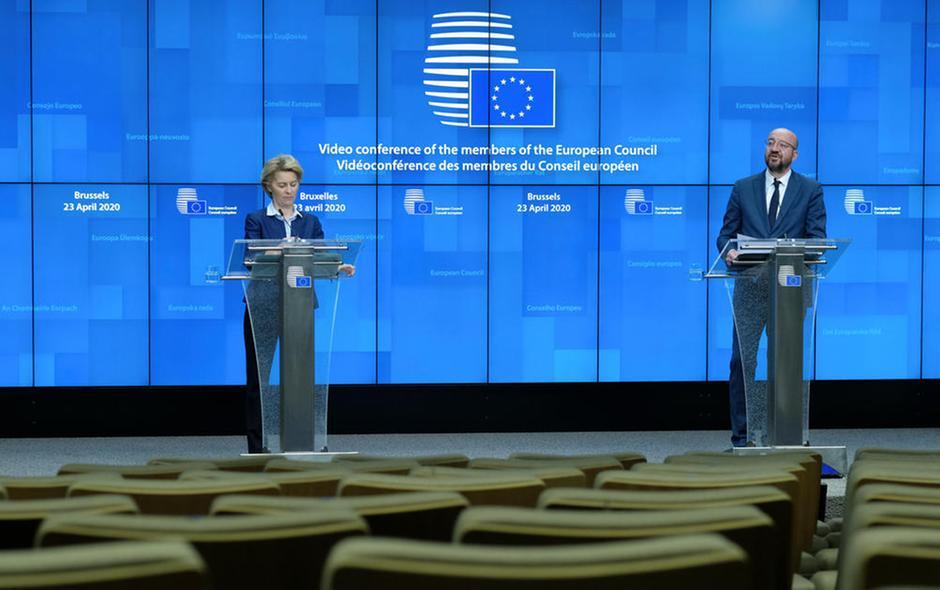 Covid-19 - L'UE cerca un accordo per affrontare l'emergenza economica