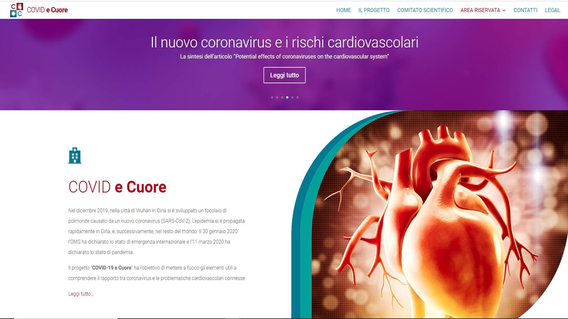 Covid e malattie cardiovascolari